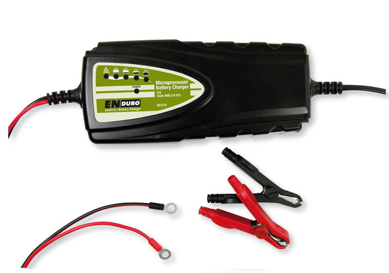 Enduro Acculader LA1210