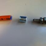 Gaspers onderdelen