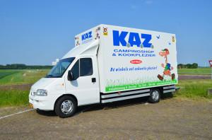 K.A.Z. bedrijfswagen